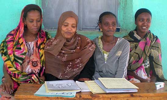 Women in School - Enhance Worldwide