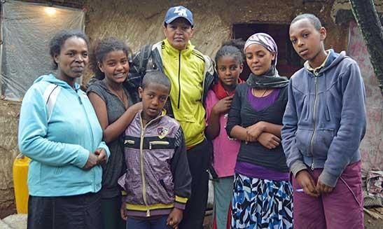 Families-&-Hirut-enhance-worldwide